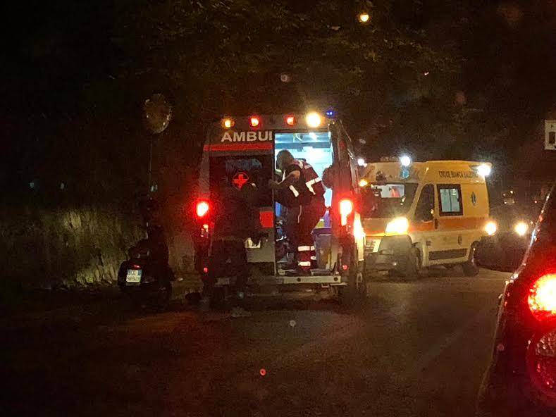 Incidente sulla SS18 tra Cava e Vietri, Antonio e Andrea in gravissime condizioni