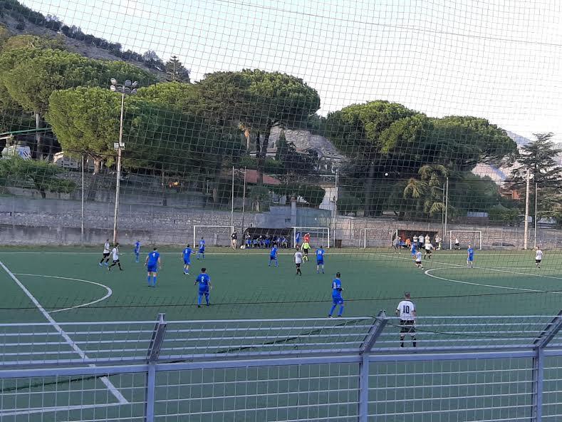 Coppa Campania di Seconda Categoria: F3 Nuceria 0 – 1 Sant'Egidio Calcio, decide Germano all'85esimo