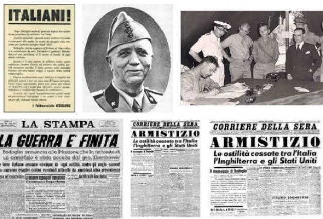 APPUNTAMENTO CON LA STORIA – 8 SETTEMBRE 1943 – 2^ PUNTATA –