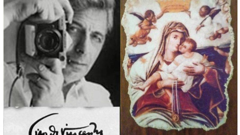 """FOTOGRAFIA: """"CIRO DE VINCENTIS: IL MAGO DELL'OBIETTIVO"""" (UNGARETTI 1952)."""