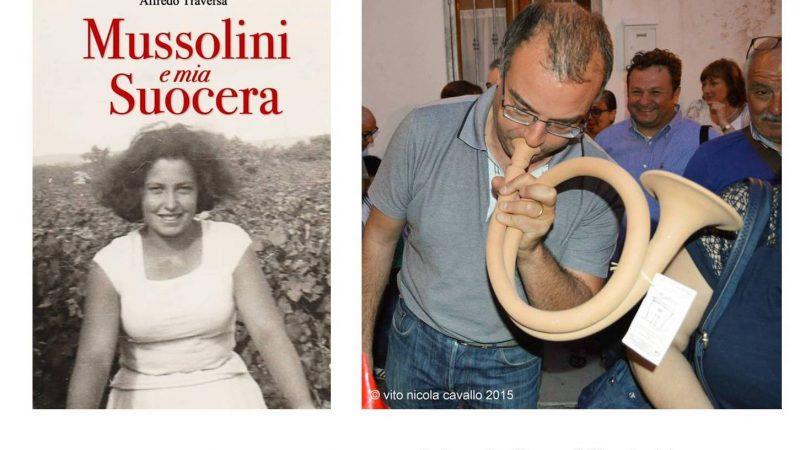 """TEATRO:- """"MUSSOLINI E MIA SUOCERA"""". IN SCENA ALFREDO TRAVERSA"""