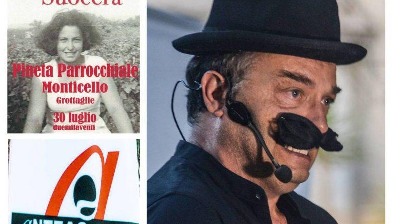 """STORIA E TEATRO FAVE E VERDURA CON """"MUSSOLINI E MIA SUOCERA"""". – LE SERATE CULTURALI DI ANTEAS GROTTAGLIE (TA)"""