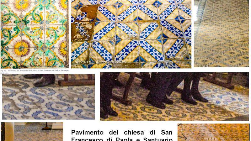 """SECONDA PARTE: L'ARTE DELLA CERAMICA IN CAMPANIA E PUGLIA:CONTAMINAZIONI ARTISTICHE, CULTURALI E RELIGIOSE DAL """"700"""" AL""""900"""" CON DOMENICO VINCENZO ATANASIO LA PESA,VINCENZO E COSIMO CALO'."""