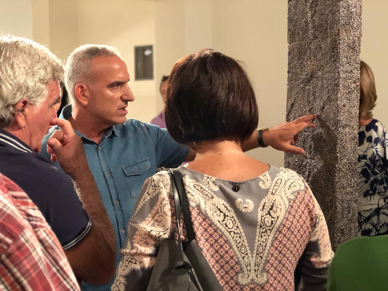 FRANCESCO SPAGNULO: L'ARTE CONTEMPORANEA AL TEMPO DELLA PANDEMIA.MUTAZIONI COATTE