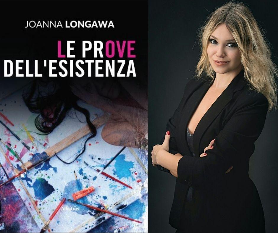 """IL LIBRO """"LE PROVE DELL'ESISTENZA"""" DI JOANNA LONGAWA VINCE IL PREMIO SPECIALE """"PROFUMI D'AUTRICE"""""""