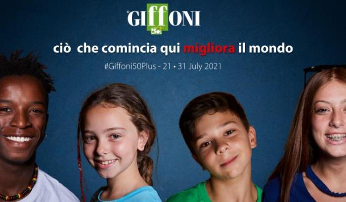 GIFFONI FILM FESTIVAL, EDIZIONE 50 PLUS