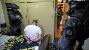 COMUNICAZIONI CRIMINALI ATTRAVERSO UN'APP. ARRESTI TRA UE, USA E AUSTRALIA