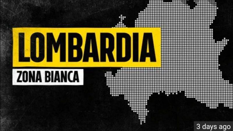 DAL 14 GIUGNO LOMBARDIA E' ENTRATA UFFICIALMENTE NELLA ZONA BIANCA ADDIO AL COPRIFUOCO!