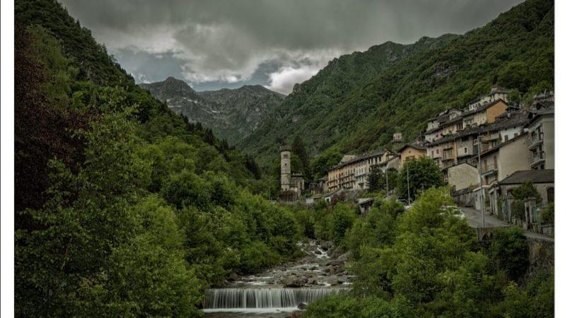 LA CITTA' DEGLI SPIRITI: ROSAZZA IL BORGO PIU' MISTERIOSO D'ITALIA