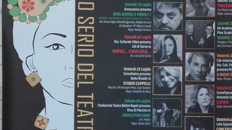 """PINO STRABIOLI AL MUSEO DIOCESANO """"SAN MATTEO"""" DI SALERNO CON """"SEMPRE FIORI, MAI UN FIORAIO"""""""
