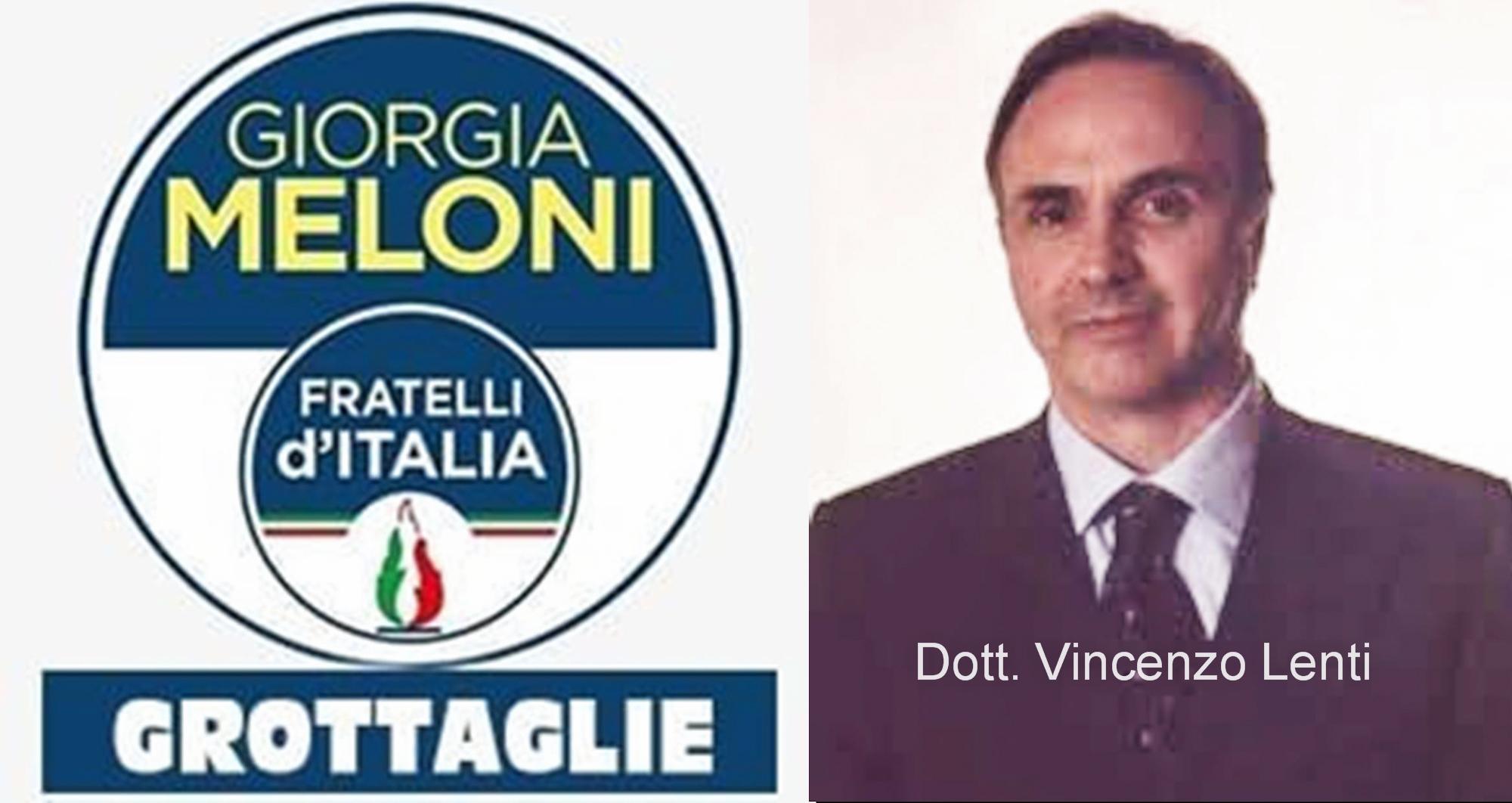 GIORGIA MELONI IN PUGLIA – A MANDURIA L'INCONTRO CON I RAPPRESENTANTI DI FRATELLI D'ITALIA DELLA PROVINCIA DI TARANTO –