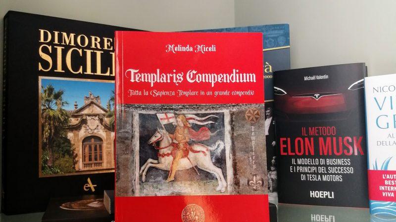 TEMPLARIS COMPENDIUM DI MELINDA MICELI