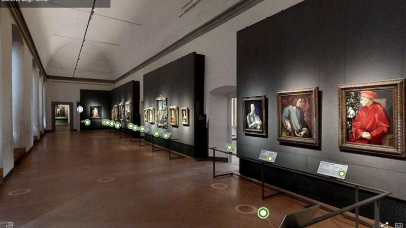 NAPOLI LANCIA LA PIATTAFORMA PER L'EDUCAZIONE AI MUSEI IN DIGITALE, CHE SARA' ONLINE DA SETTEMBRE