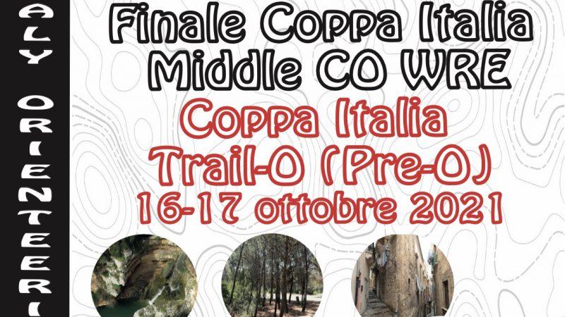 SOUTHERN ITALY ORIENTEERING FESTIVAL – TERZA EDIZIONE 16 E 17 OTTOBRE 2021