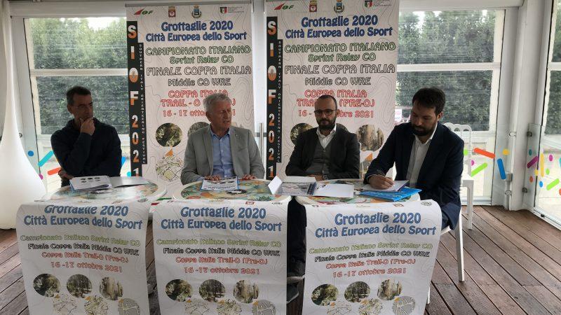 SOUTHERN ITALY ORIENTEERING FESTIVAL – TERZA EDIZIONE 16 E 17 OTTOBRE 2021 – GROTTAGLIE (TARANTO)