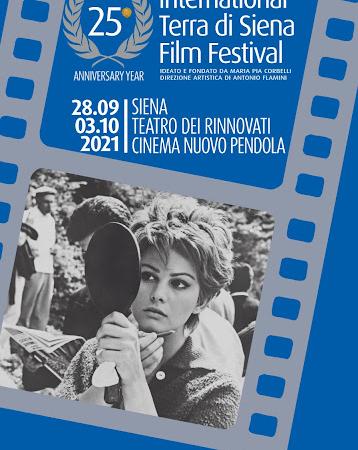INTERNATIONAL TERRA DI SIENA FILM FESTIVAL 25^ EDIZIONE
